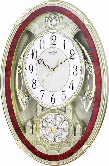 Enchantment 4mh830wd23 Rhythm Springfield Clock Shop