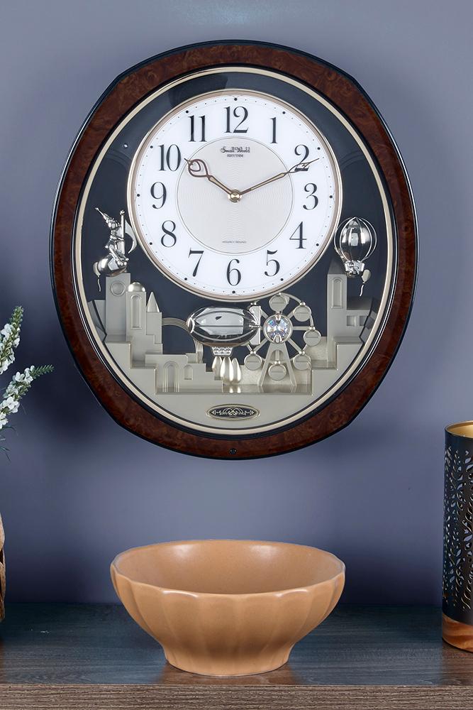 Joyful Land, 4MH850WD23 | Rhythm - Springfield Clock Shop