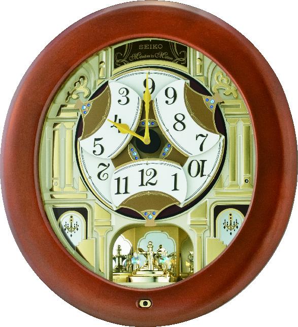 Retired Seiko Chelsea Qxm539brh Springfield Clock Shop