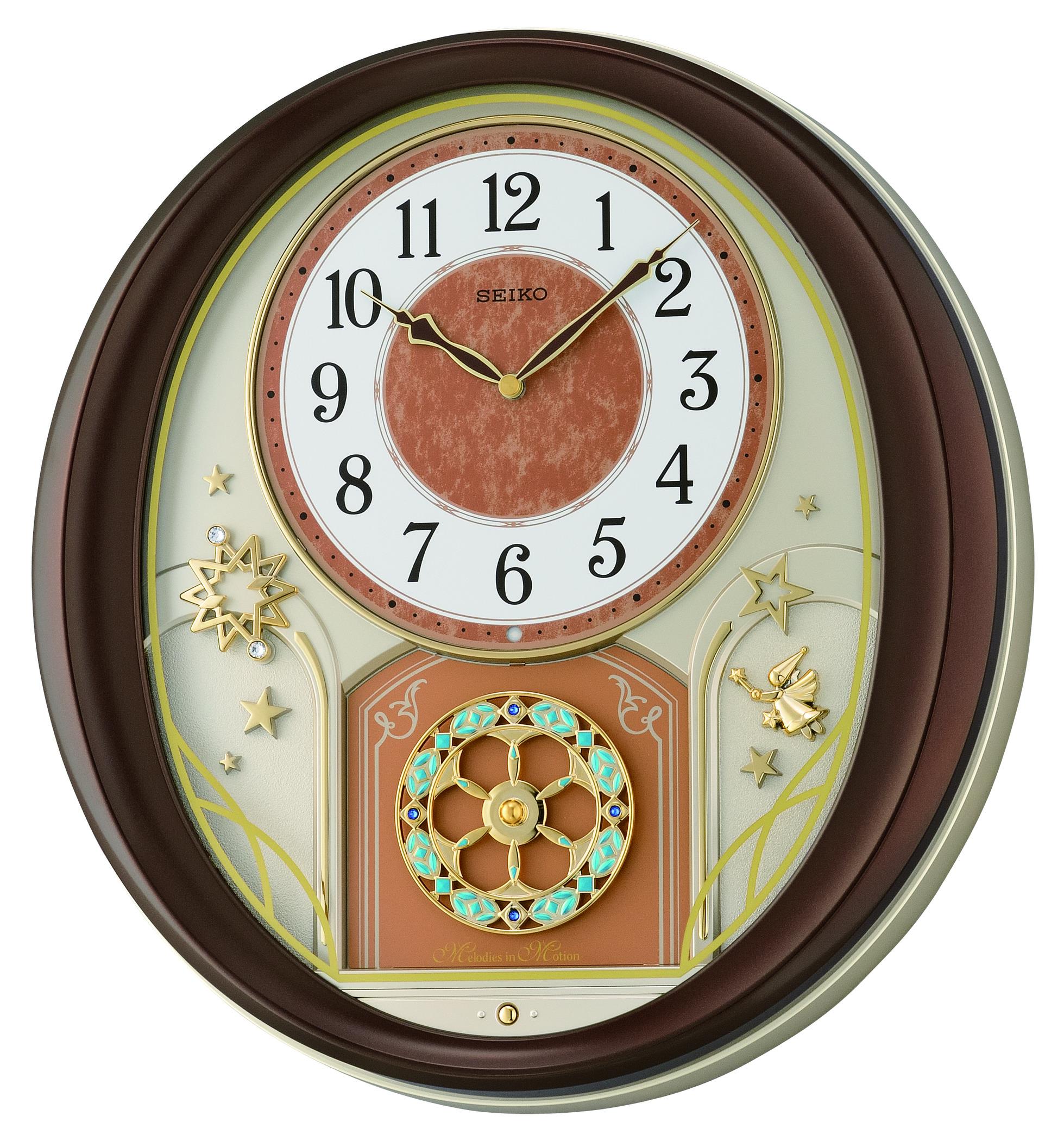 Seiko philomena qxm553brh springfield clock shop seiko philomena qxm553brh amipublicfo Images